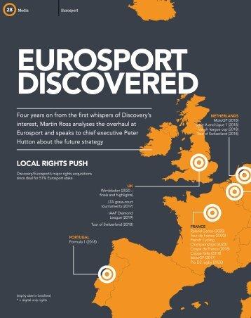 EUROSPORT DISCOVERED