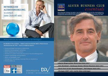 essentials 2011-Frühjahr - Alster Business Club