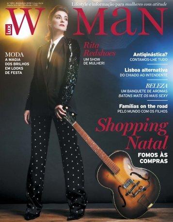 Lux Woman - Nº 189 (Dezembro 2016)