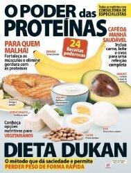 O Poder dos Alimentos - Nº 1 (2015) - Proteínas