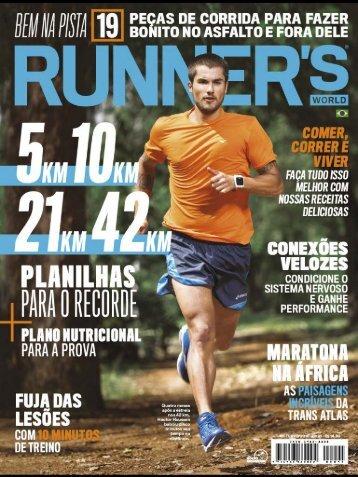 Runners World - Ed 95 - Outubro 2016