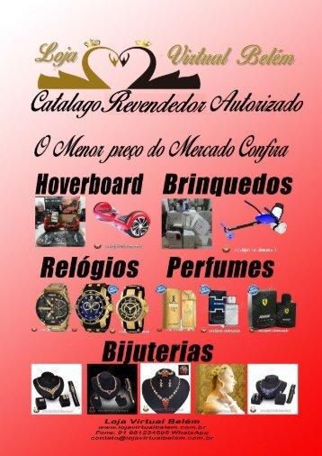 Catalago Loja Virtual Belém