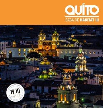 QUITO CASA DE HÁBITAT III