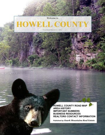 Howell County Book