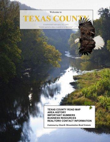 Texas County Book