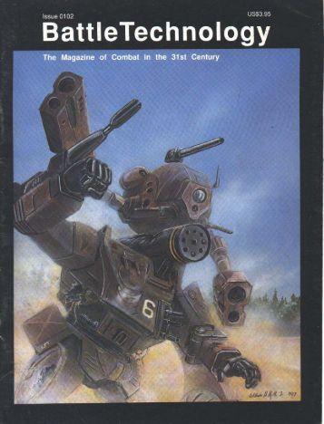 BattleTech - Magazine - Lski.org