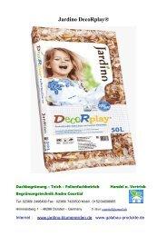 Jardino DecoRplay® Fallschutzstreu