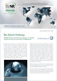 in the news - ISNR Abu Dhabi