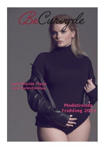 BeCurvy.de Magazin