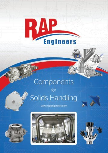 RAP ENGINEERS PRODUCT BROCHURE