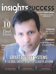 Insights Success- The 10 Fastest Growing Cloud Solution Provider Companies