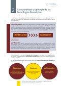 Tecnologías biométricas aplicadas a la ciberseguridad - Page 6