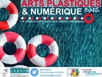 ARTS PLASTIQUES & NUMÉRIQUE