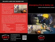 Emergency Fire & Safety Ltd - Health and Safety Training Consultants