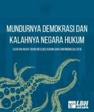 Mundurnya Demokrasi dan Kalahnya Negara Hukum