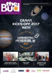CRAVIA KICKS-OFF 2017 WITH