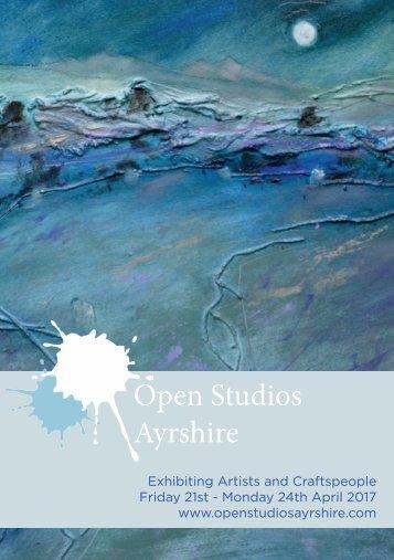 Open Studios Brochure 2017