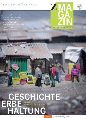 zett Magazin Februar / März