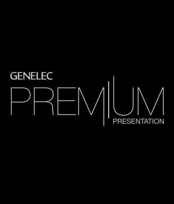 Genelec Premium Presentation