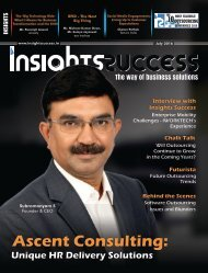 Insights Success The 10 Most Valuable Outsourcing Companies 2016