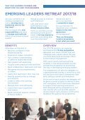 Get The Edge Retreats and Modules Training programmes 2017-2018 - Page 6