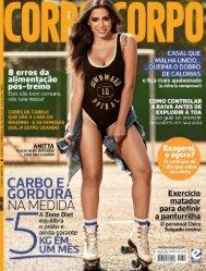 Corpo a Corpo - Edição 330 - (Junho 2016)