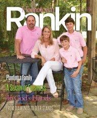 Hometown Rankin - October & November 2016