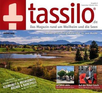 tassilo - Sep./Okt. 2016