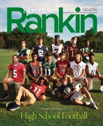 Hometown Rankin - August & September 2016