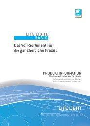 LIFE LIGHT Basic - Produktinformation