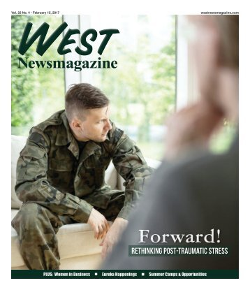 West Newsmagazine 2-15-17