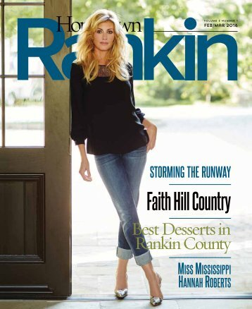 Hometown Rankin - February & March 2016
