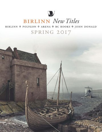 Birlinn New Title Catalogue Spring 2017