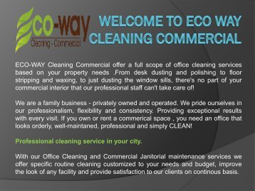 Professional Cleaning Service in New Jersey