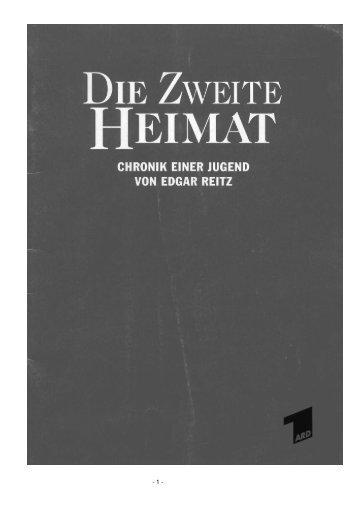Edgar Reitz über... - Edgar Reitz, heimat123.de