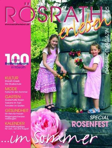ROSENFEST - Bauer & Thöming Verlag