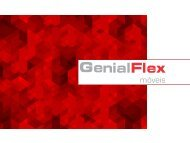 Catálogo GenialFlex Móveis 2017