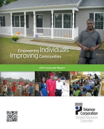2011 Annual Report - Telamon Corporation