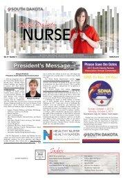 South Dakota Nurse - March 2017