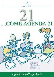 agenda 21 - ARPA Lazio