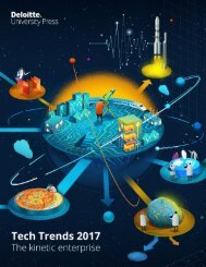 Trending the trends Eight years of research