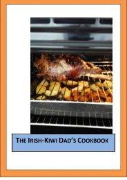 Irish-Kiwi Dad's Cookbook