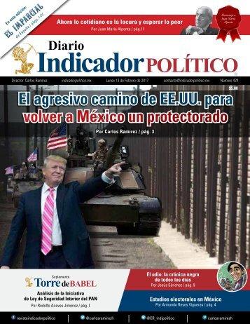 El agresivo camino de EE.UU para volver a México un protectorado