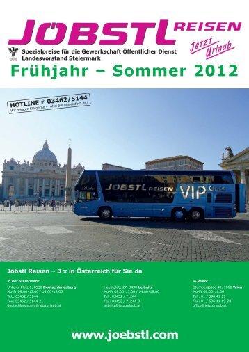 Frühjahr – Sommer 2012 - GÖD Steiermark