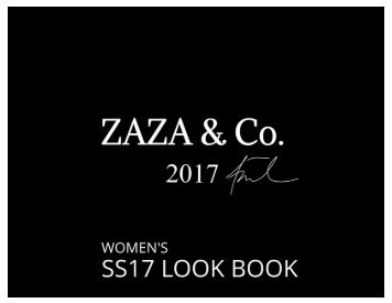 ZAZA women's looks 2017