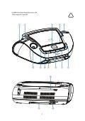 Philips Lecteur de CD - Mode d'emploi - RON - Page 2