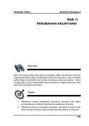 BAB 12 Akuntansi Keuangan 2.pdf - Politeknik Telkom