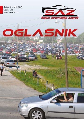 SAZ OGLASNIK - 2. broj