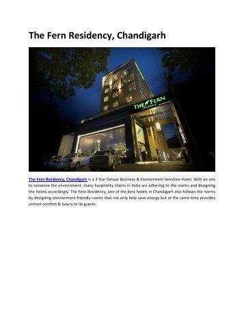 The Fern Residency, Chandigarh