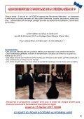 20 RENCONTRES NATIONALES DE LA FÉDÉEH - Page 2